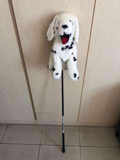 Dog Golf Club Cover