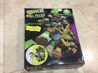 Wall puzzle 73 pieces