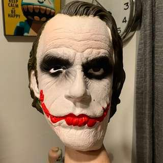 Cosplay Joker Mask - Adult wearable