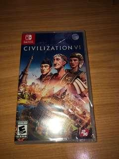 🚚 Civilisation Vi Nintendo Switch