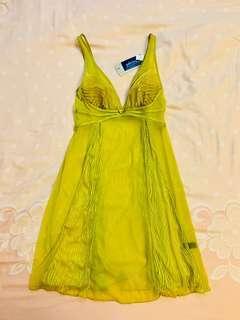 Triumph Swarovski 水晶吊帶睡裙