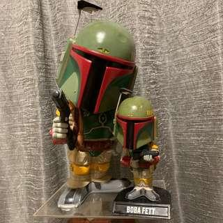 🚚 Boba Fett Bobble Head