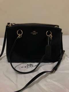 Coach bag christie medium black