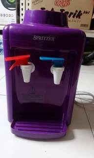 Spritzer Hot & Warm Dispenser Purple