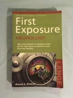 🚚 First Exposure Neurology