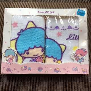 Little twin Stars Towel 毛巾