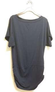 🚚 Navy colour long top