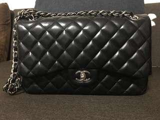 🚚 Chanel Jumbo Lambskin Double Flap