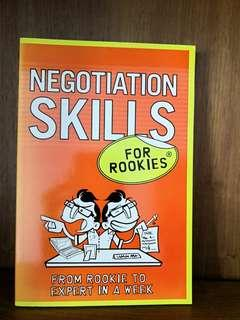 🚚 Negotiation Skills: for rookies