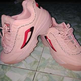 fila pink(reduced price)