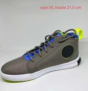 Sepatu converse anak original grey