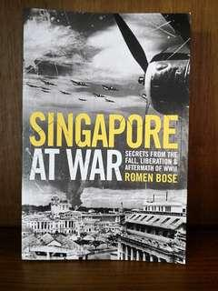 🚚 Singapore At War: Secret From The Fall, Liberation & Aftermath Of WWll