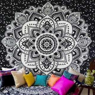 Cheap Mandala Tapestry