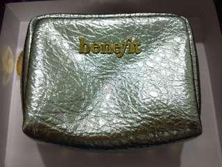 Benefit cosmetics pouch (New)