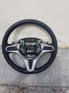 Honda steering wheels  (paddleshift)