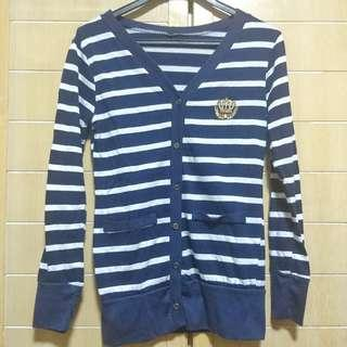 🚚 Camille Nautical Cardigan
