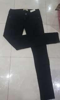 Bershka skinny black jeans