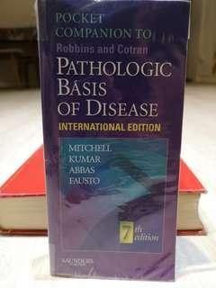 Pocket companion to Robbins, pathological basis of disease