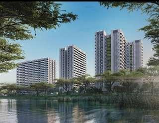 The Tre Ver- Live by the 220m Kallang River