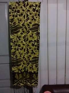 Syal batik