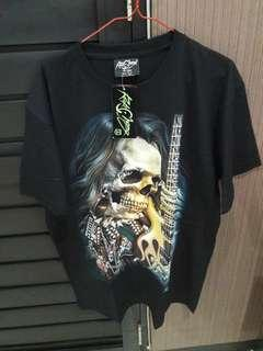Rockchang tee skull series (brand new)