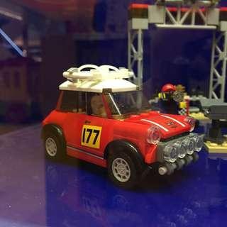 Lego Mini Cooper Speed Champion 75894