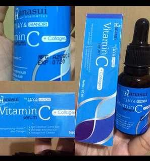 serum vit c + collagen