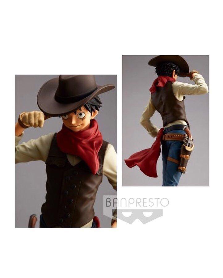 👊🏿 One Piece Treasure Cruise World Journey - Monkey D. Luffy Figure 👊🏿