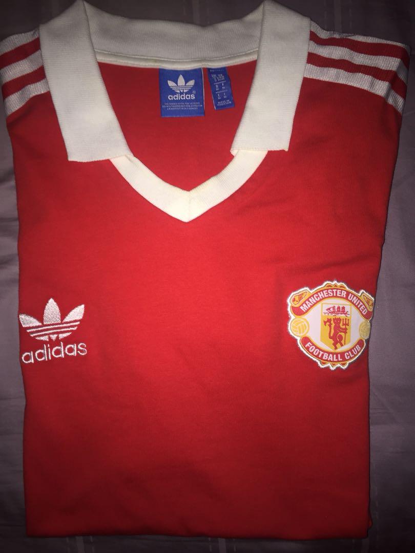 b16f982488f Manchester United Retro Shirts Adidas – EDGE Engineering and ...
