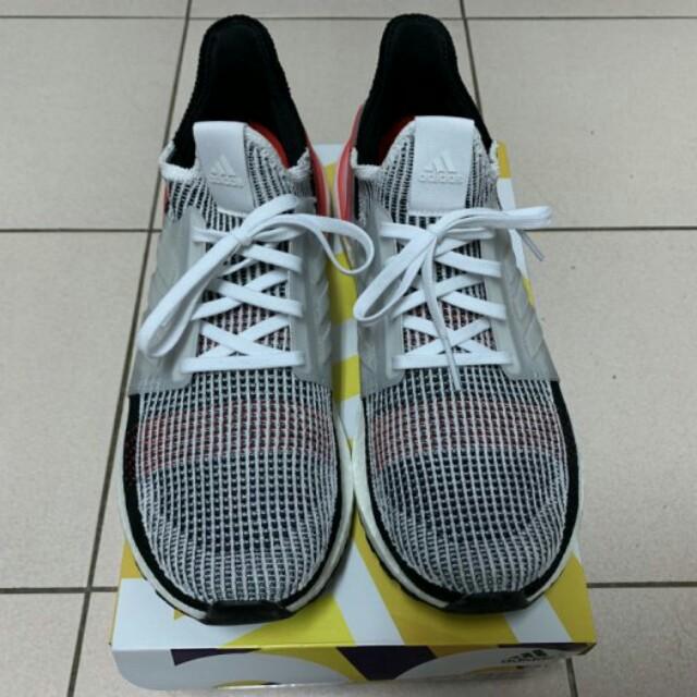 7de6d9c99df Adidas UltraBOOST 19 Laser Red B37703