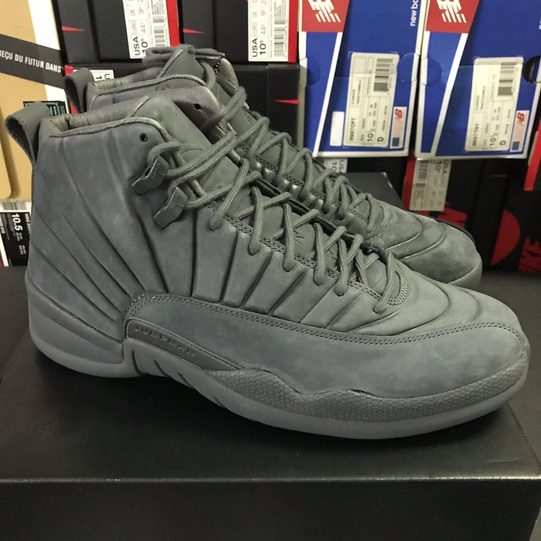 53921a4f541 Air Jordan 12 PSNY US 9.5 and US 10, Men's Fashion, Footwear, Sneakers on  Carousell