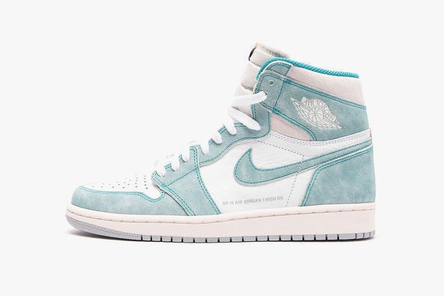 best service 8f470 681ea Air Jordan 1 Turbo Green