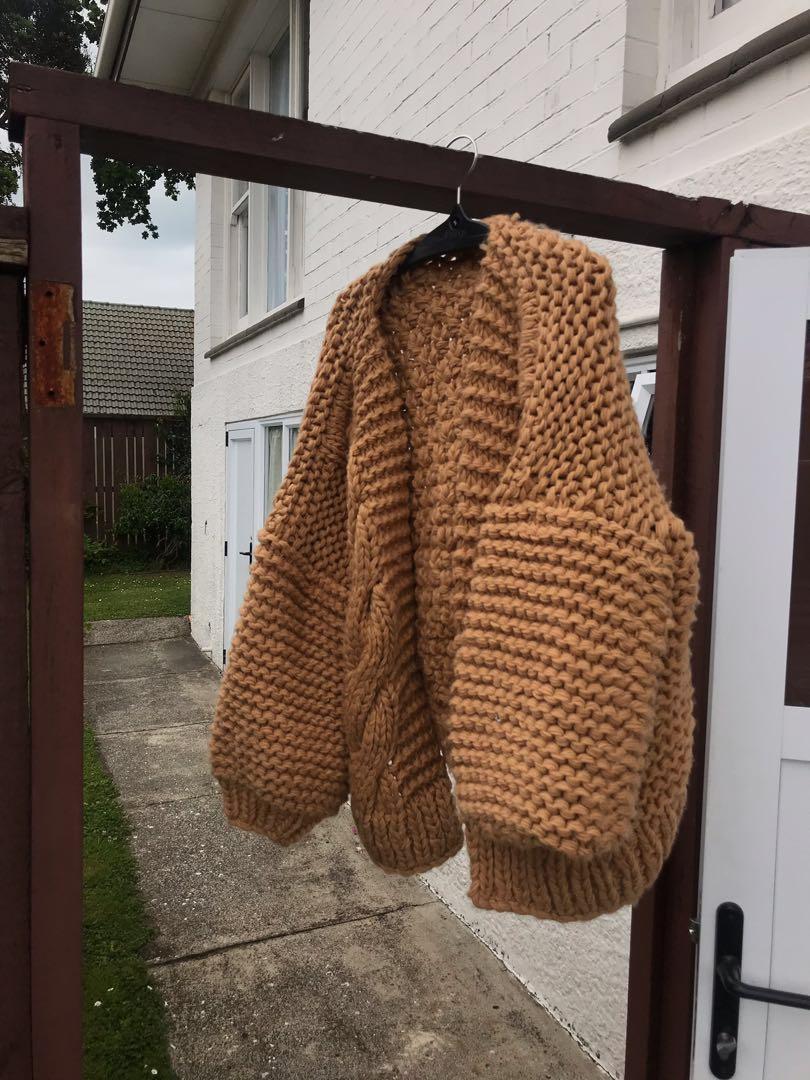 Ashby Knit Cardi