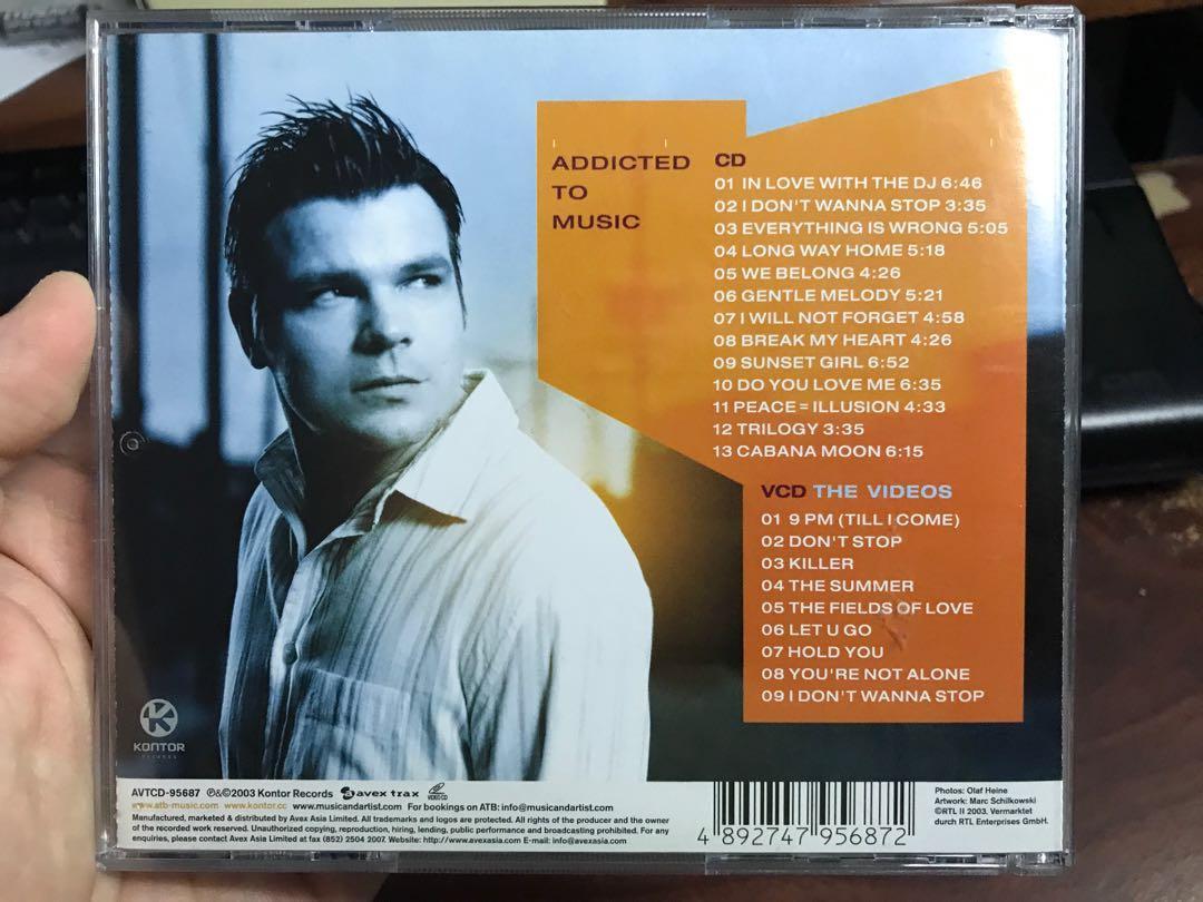 ATB - Addicted To Music
