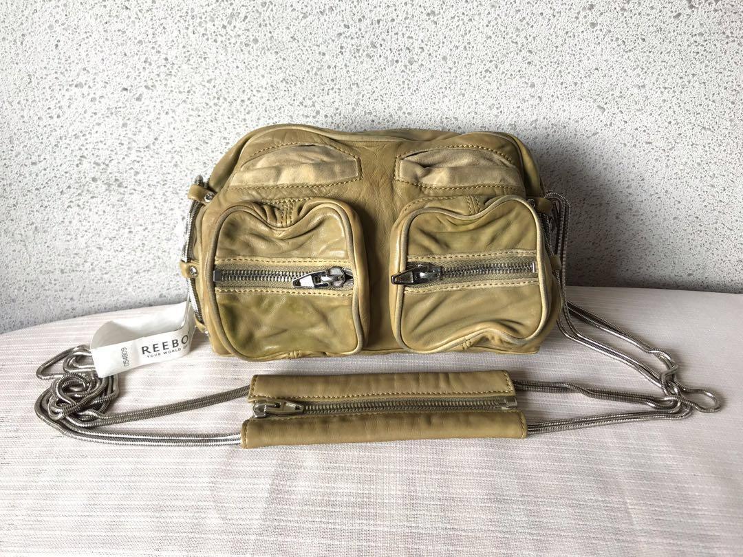 Authentic Alexander Wang Brenda Chain Bag