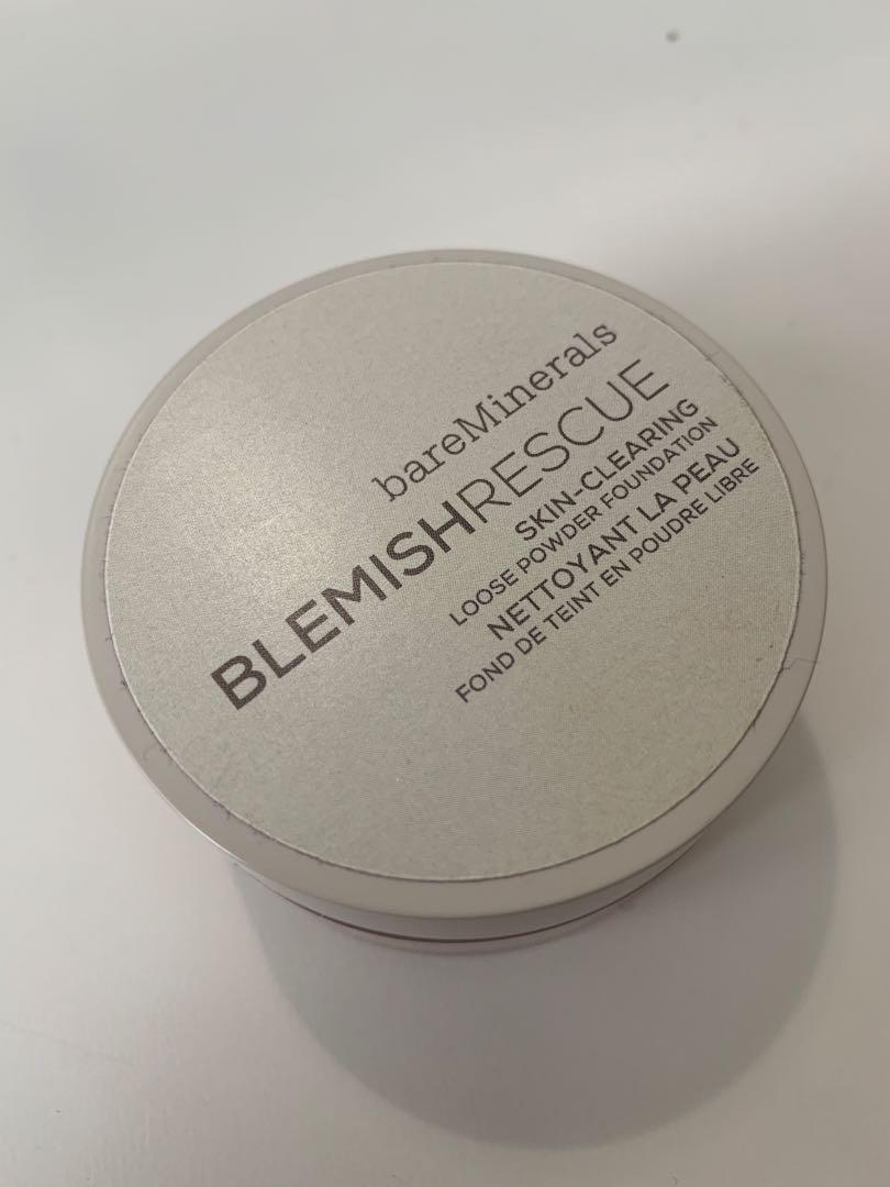 Bareminerals blemishrescue  loose powder foundation