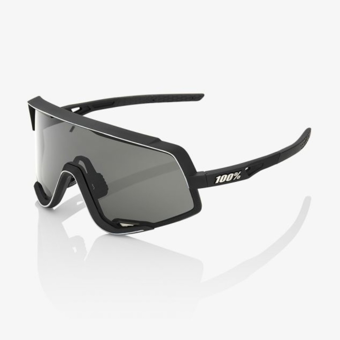 b7b5f2e5b4cb BNIB 100% Percent S2 Glendale soft tact black + smoke sunglass ...