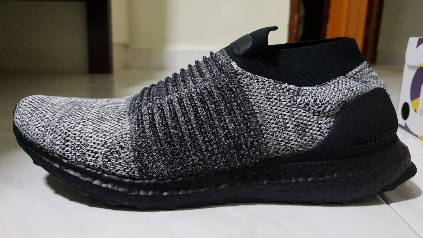 competitive price 42139 a6309 BNIB ADIDAS ULTRA BOOST OREO LACELEES