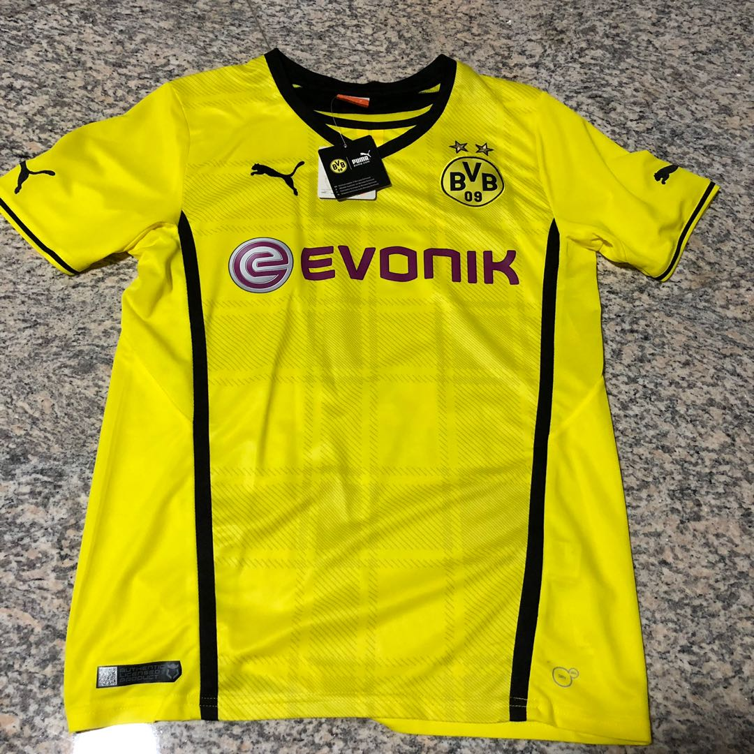 new product 5a1d2 0a3ac Borussia Dortmund Lewandowski Jersey