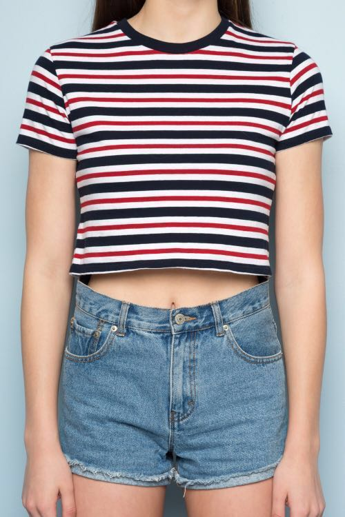 1704abfd68 Brandy Melville  germany  helen top with red
