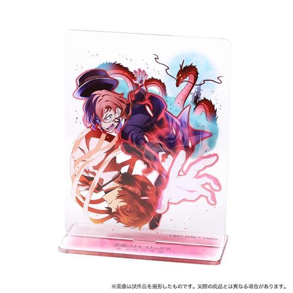 Bungo Stray Dogs Tales of The Lost Acrylic Standee - Nakahara Chuya (& Dazai Osamu)