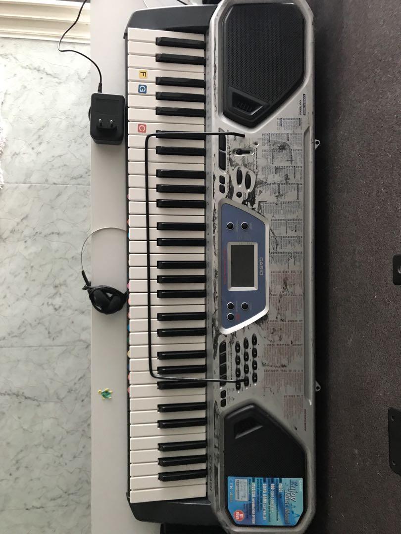 2ca58293734e Casio Keyboard CTK 481