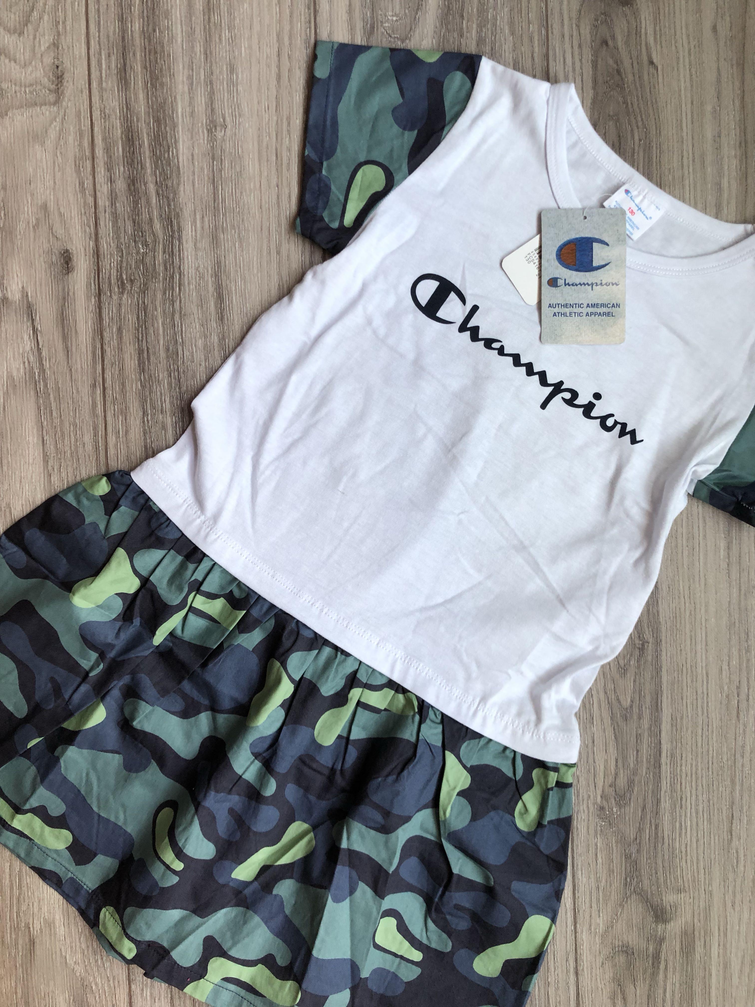 5f5c0217ceeb Champion Camo Tee Dress  35