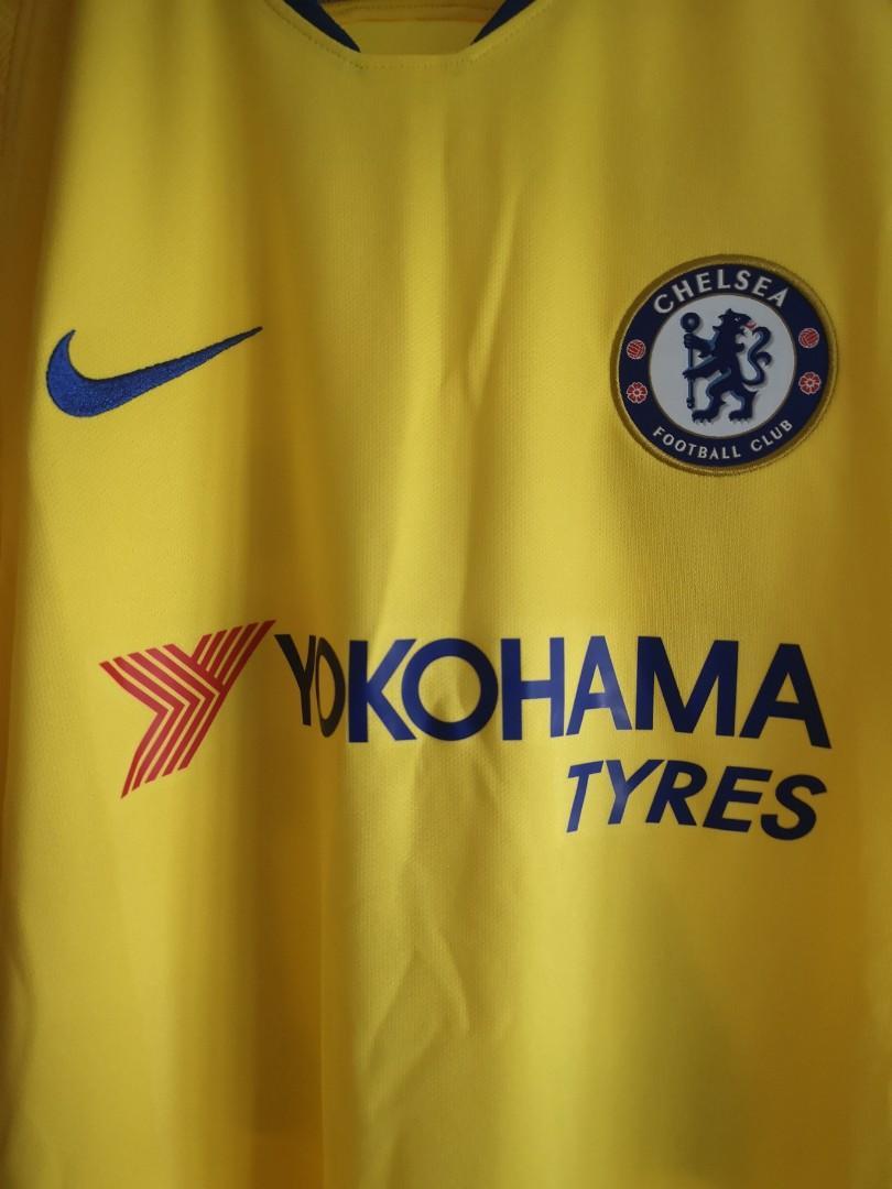 hot sale online d1e0f 13021 Authentic Replica Chelsea FC Football Jersey Azpilicueta ...