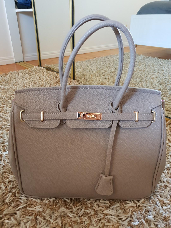 Classy Beige Bag