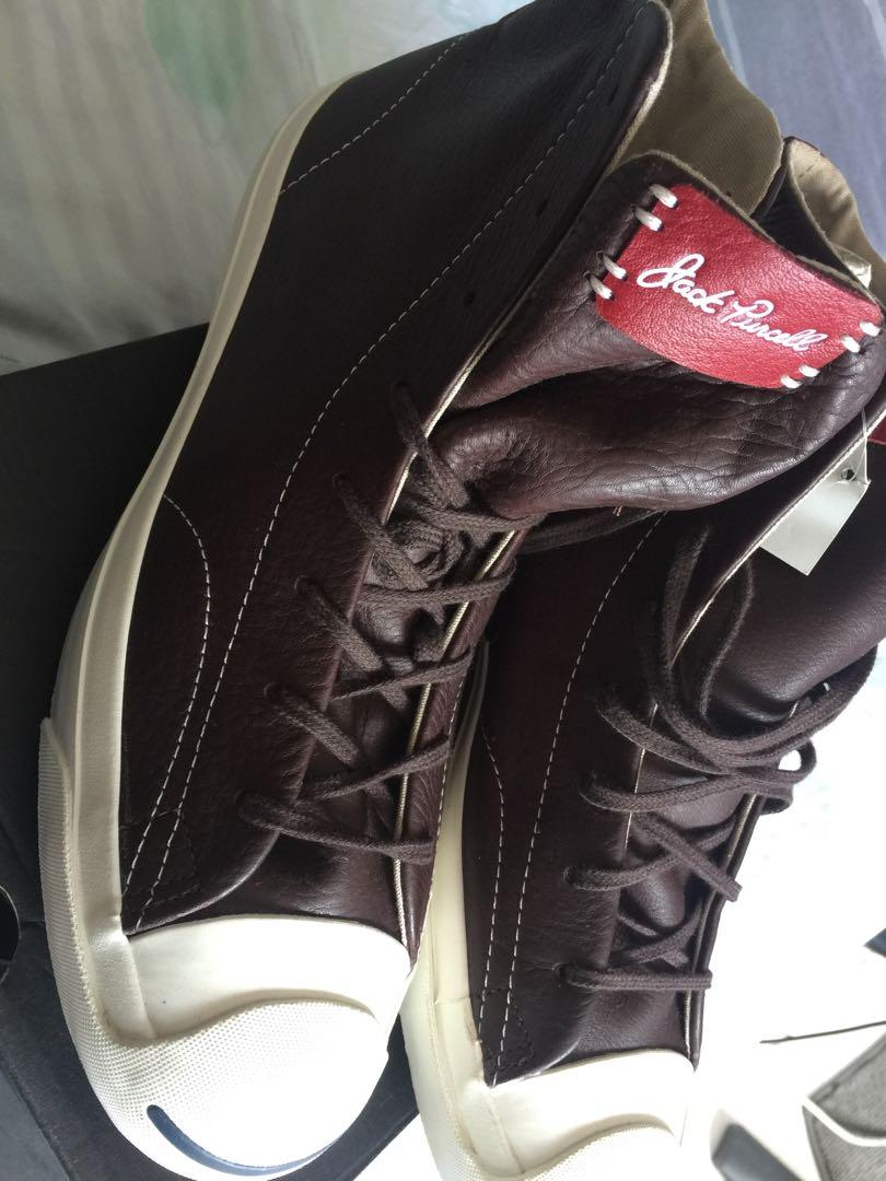 Converse Jack Purcell (Leather)