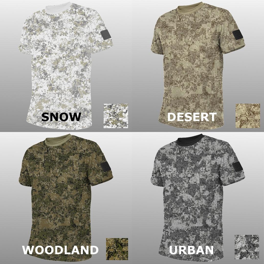 f83daf69d6ef Camo T-Shirt Dri-Fit Tactical
