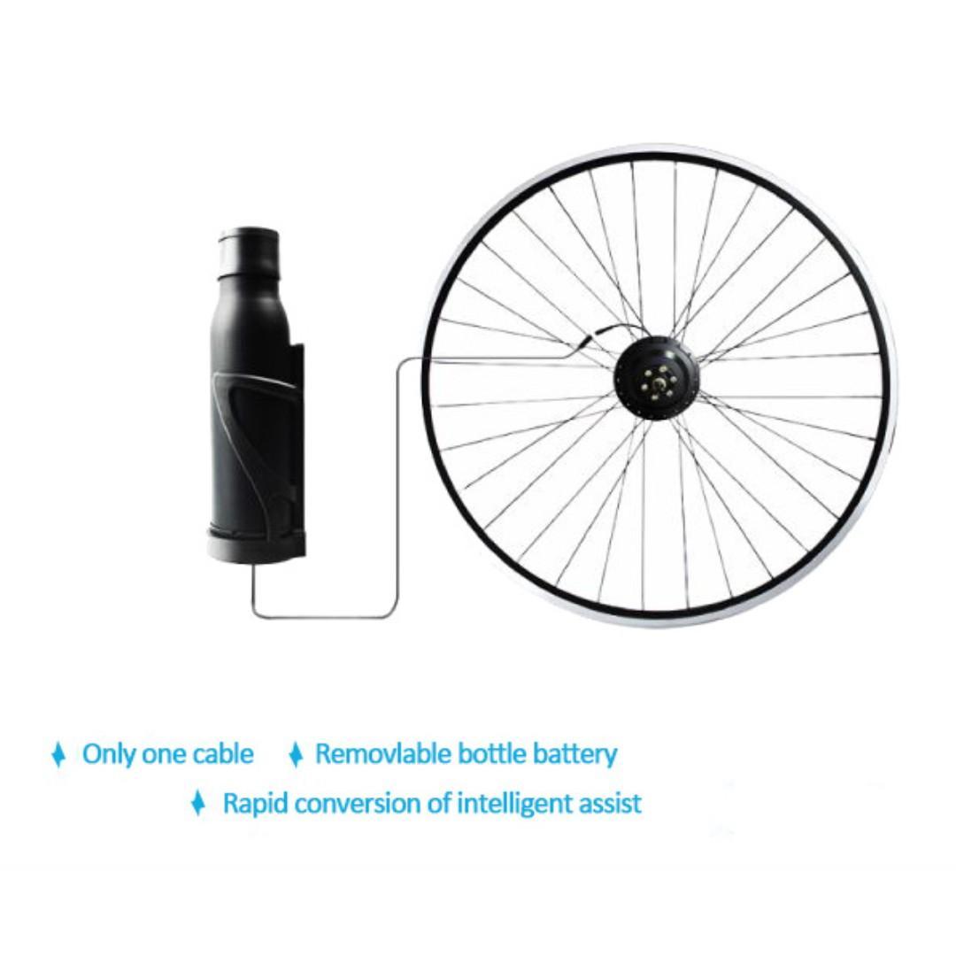 Electric Bicycle Bike Ebike E-bike PAB Power Assist