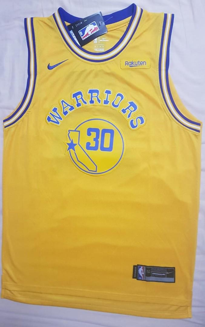 on sale 3fdc8 673a2 Golden State Warriors Curry Replica Jersey, Sports, Sports ...