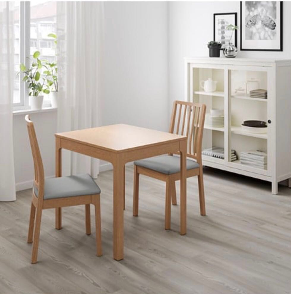 Ikea Ekedalen Extendable Table Reserved Furniture Tables